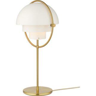 GUBI Multi-Lite Bordlampe Krom & Sort