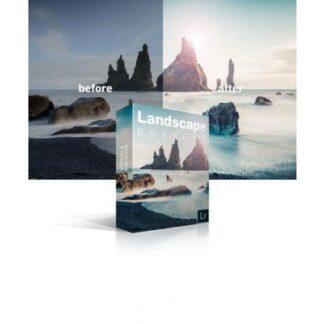 Landscape presets til billeder