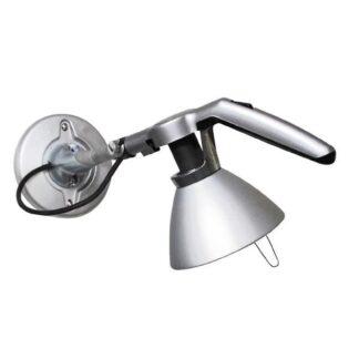 Luceplan Fortebraccio Væglampe W1 Stor Alu