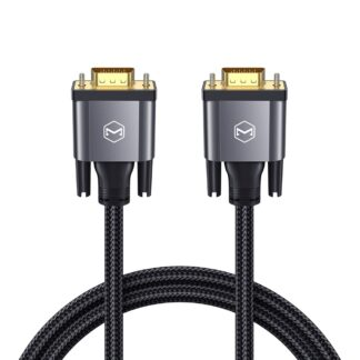 MCDODO CA-778 - VGA (han) til VGA (han) kabel 2m - HD 1080p - Guldplaterede connectors