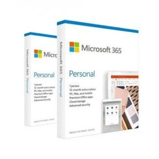 Microsoft 365 Personal - 5 enheder / 1 år