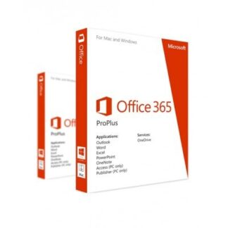 Office 365 Business ProPlus - 5 enheder