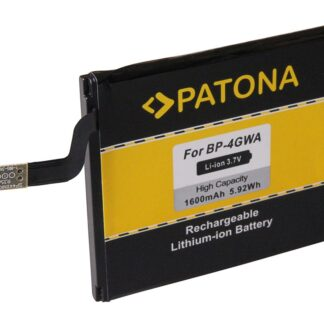 PATONA Battery f. Nokia Lumia 625 720 BP4GWA BP-4G