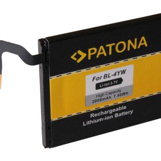 PATONA Battery f. Nokia Lumia 925 BL4YW BL-4Y