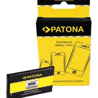 PATONA Battery f. Samsung E2550 GT-E2510 GT-E2550 GT-M3510 Beat S3500i