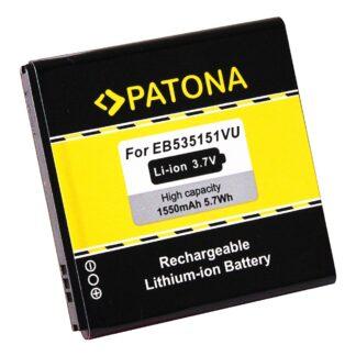 PATONA Battery f. Samsung Galaxy S Advance, GT-i9070 EB535151VU