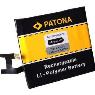 PATONA Battery f. Sony Xperia Z, L36H LIS1502ERPC