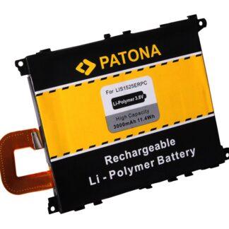 PATONA Battery f. Sony Xperia Z1, LT39h, L39h, C6902, C6903, C6906 LIS1525ERPC
