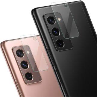 Samsung Galaxy Z Fold2 5G - IMAK hærdet beskyttelsesglas til kamera linsen - sæt med 2stk.