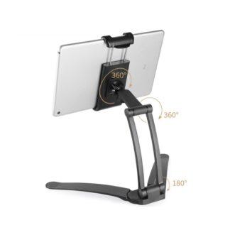Universal 2-i-1 Tablet/smartphone holder - Sort