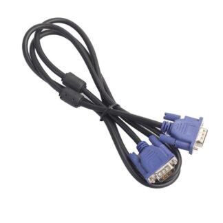 VGA (han) til VGA (han) forlænger kabel HD 1080P - 1.5m