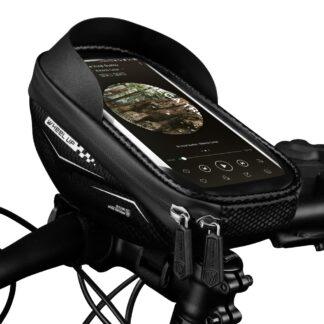 """WHEEL UP - Smart cykelholder til iphone/smartphone - op til 6.5"""""""