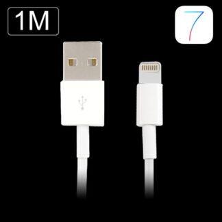 iPhone 7/7 plus/X/8/8 plus / iPad 9.7 Oplader kabel 1 m
