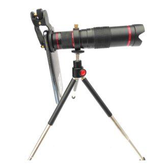 iPhone/smartphone - ZOOM teleskob linse 22xZoom med Tripod - SUPER SIGTE