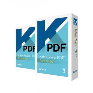 Kofax Power PDF Advanced 3.1 3.1