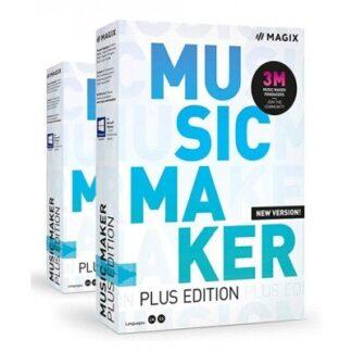 Music Maker Plus
