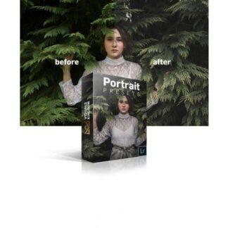Portrait presets til billeder