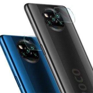 Xiaomi Poco X3 NFC - IMAK hærdet beskyttelsesglas til kamera linse - Sæt med 2 stk.