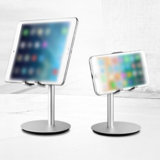 Alumium universal Desktop holder til Smartphone / Tablet