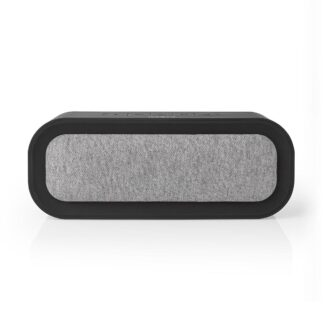 Bluetooth V5.0 højttaler - 6 Timers spilletid   30 W   Vandtæt - Grå