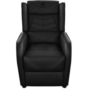 Deltaco-g Gaming Sofa In Pu, 49cm Wide Seat Cushion, Black. - Sofa