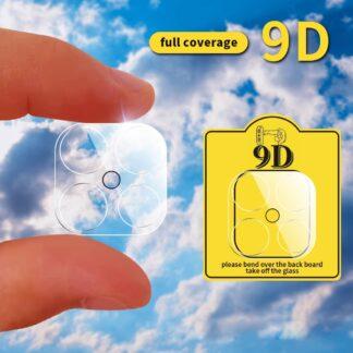 iPhone 12 Pro Max - Hærdet beskyttelsesglas til kamera linse