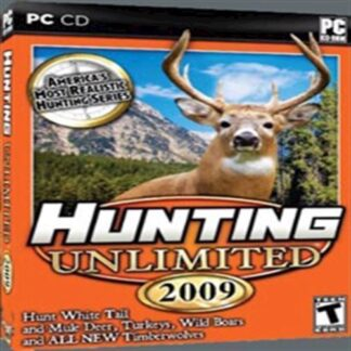 Hunting Unlimited 2009 - PC