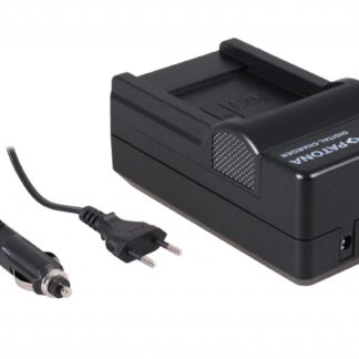 PATONA 4in1 Charger for Canon NB-8L PowerShot A3000 IS/AS3100