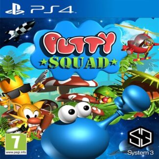 Putty Squad Ps4