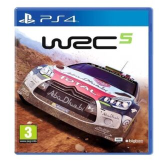 Wrc 5 World Rally Championship - Ps4