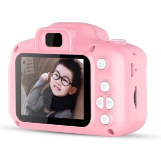 DC500 - Digital kamera til Børn m/optage funktion - Pink