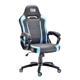 Don One, Belmonte Gaming Chair Sort/Blå