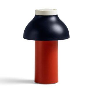 HAY PC Portable Bordlampe Støvet Rød