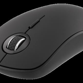 SILENT 900 - Trådløs mus - Bluetooth V5.0 - 3-Speed funktion - Max DPI 1600I - Sort