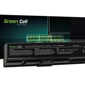 Toshiba Satellite A200 / A202 / A203 / A205 - Laptop Bærbar batteri 4400mAh / 11.1V