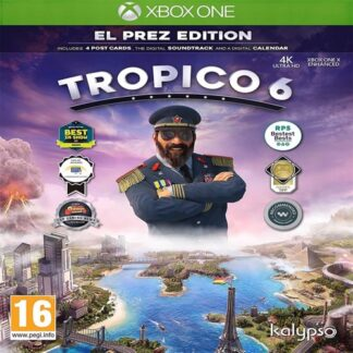 Tropico 6 El Prezedition, Xbox One
