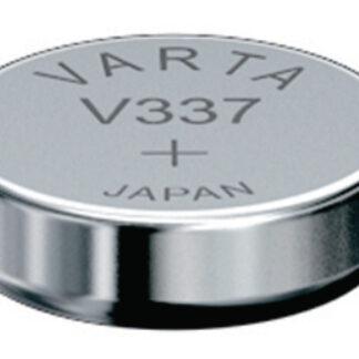 Varta 337 A1 - SR416SW - 1,55 V Silver Oxide batteri
