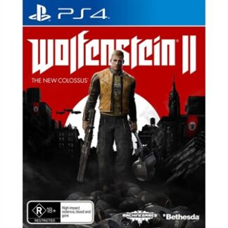Wolfenstein 2: The New Colossus (AUS)