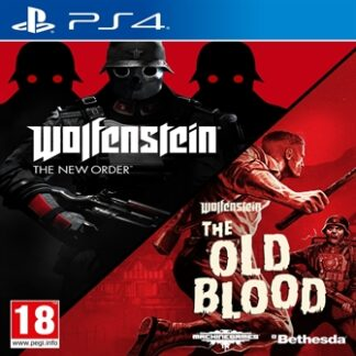 Wolfenstein Double Pack The New Order And The Old Blood - Xbox One