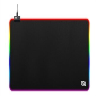 DON ONE - MP1200 RGB Gaming Mousepad XXL - Soft Surface