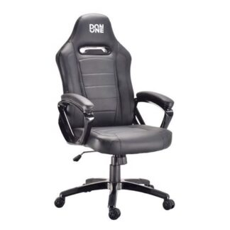 Don One, Belmonte Gaming Chair Sort/Sort
