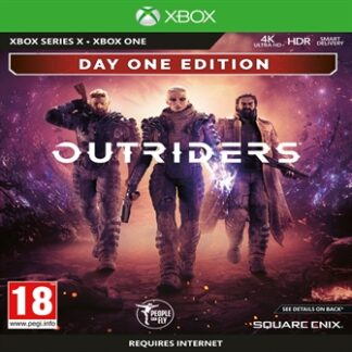 Outriders (Day One Edition) - XBOX ONE