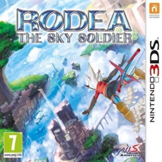 Rodea The Sky Soldier - Nintendo 3Ds