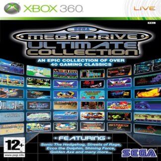 SEGA Mega Drive Ultimate Collection (Classic) - XBOX 360