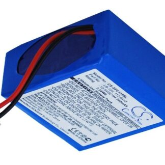 Safescan rechargeable battery for portable use of 155-S