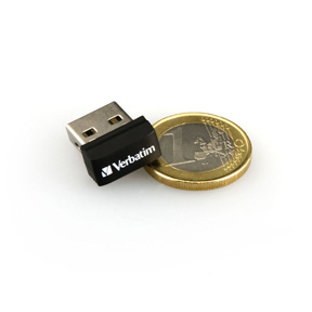 USB 2.0 Store 'N' Stay Nano 16GB, Black