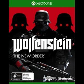 Wolfenstein The New Order (Import) - XBOX ONE
