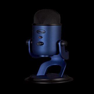 Blue - Microphone Yeti Midnight Blue