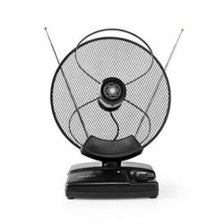 Indendørs DVB-T/T2 LTE Antenne med LTE700 Filter - FM/VHF/UHF 30-36 dB