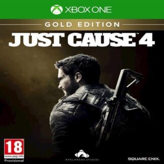 Just Cause 4 Gold Edition, Xbox One